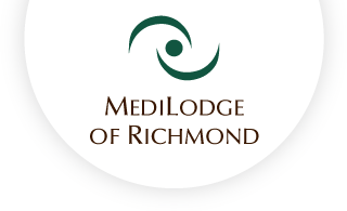 Medilodge of richmond web logo